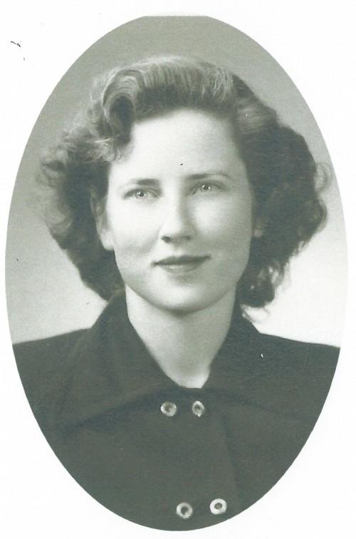 Mary Stockdale 1