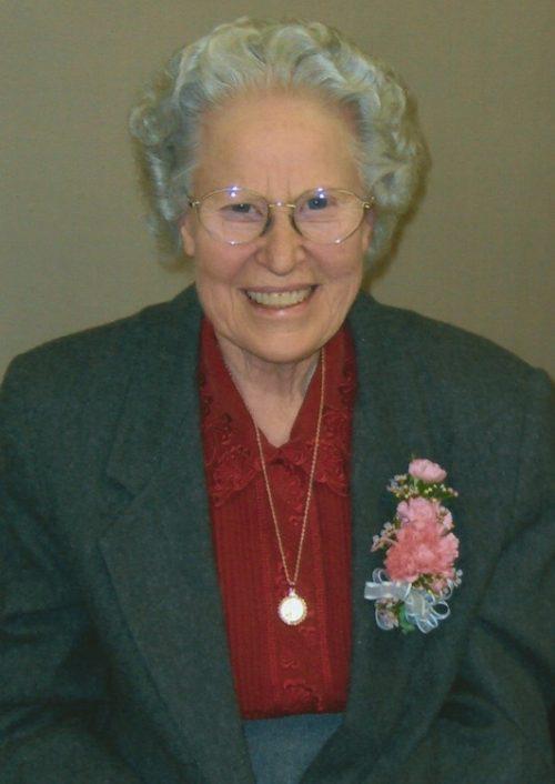 Ethelyn Blackwell - 1