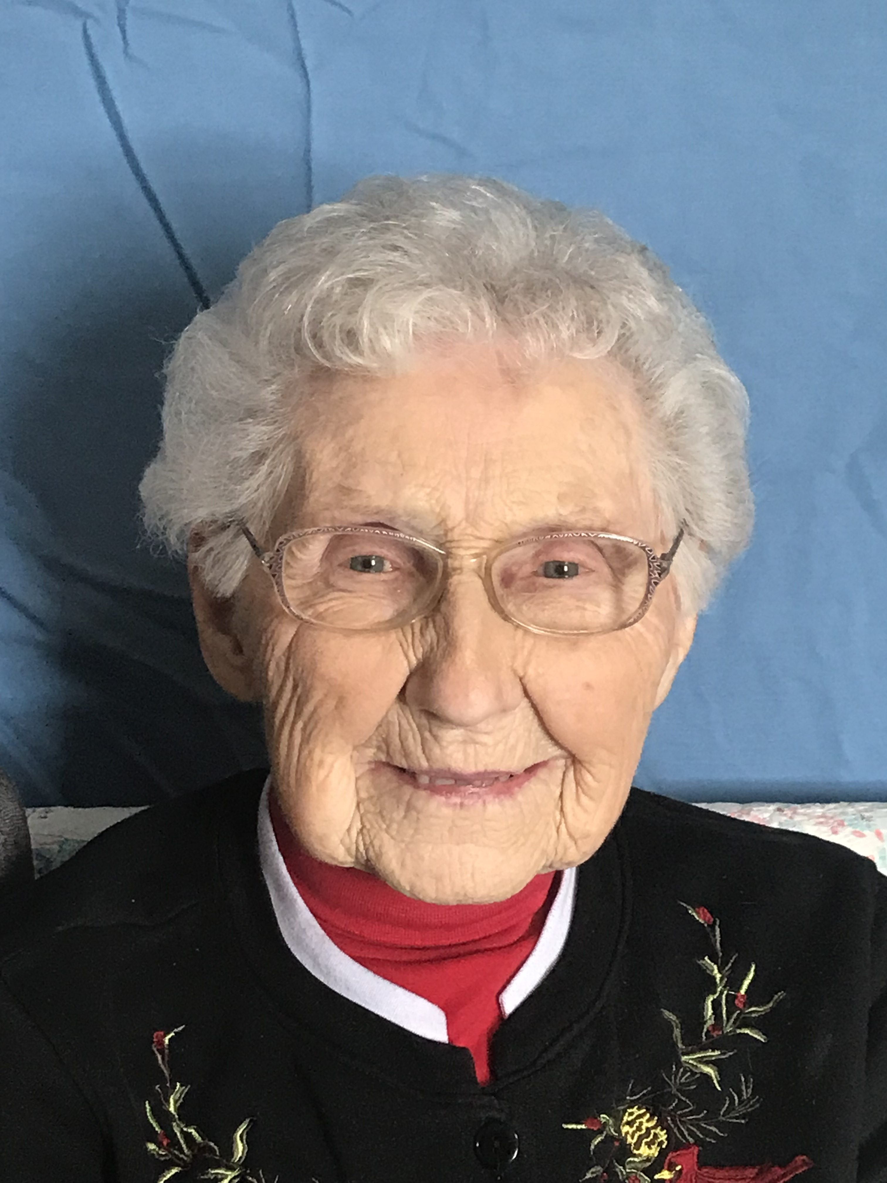 "Mildred ""June"" Whetsell~ In Our Care~ November 8, 2019"